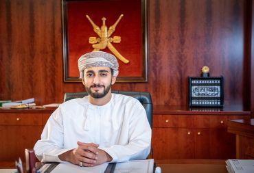 لأول مرة في تاريخ  سلطنة عمان الحديث: ذي يزن بن هيثم النجل الأكبر للسلطان سيكون ولياً للعهد