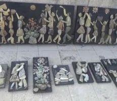 "سوريا تنتصر: معرض لجبل صافون"" نزار علي بدر"" (فيديو)"