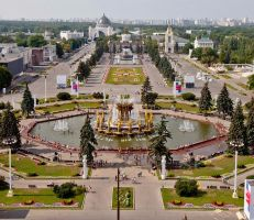 معرض منجزات الاقتصاد الوطني: المعرض الرئيسي في روسيا (صور)