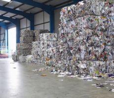 معمل متطور لتدوير النفايات في السويداء بإشراف خبراء روس