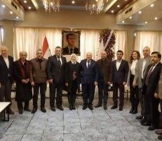 مقر اتحاد غرف السياحة السورية يعود إلى حلب .
