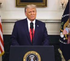 في اليوم الأخير من ولايته: ترامب يصدر عفواً عن 100 شخصية