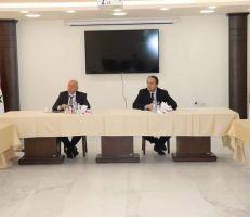 لجنة التصدير المركزية في اتحاد غرف الصناعة تدعم معرض النسيج التصديري...