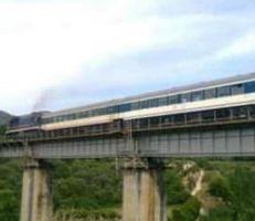 """مجموعات إرهابية مدعومة من تركيا تسرق جسر """"بداما"""" للسكك الحديدية (صور)"""